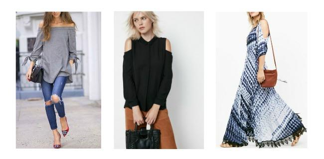 Fashion Trend: Bare Shoulders