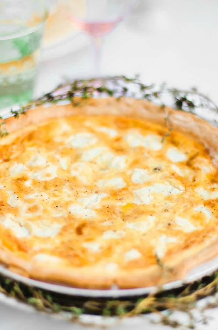 quiche brunch recipe