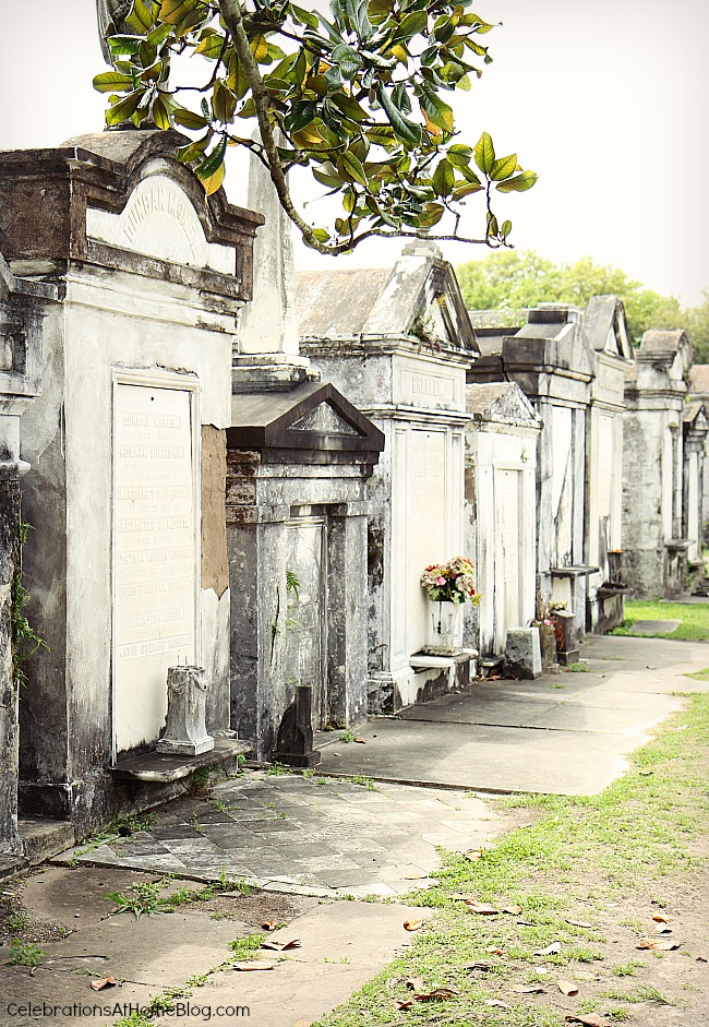 I'm sharing our experience visiting New Orleans, from our fabulous hotel, to some delicious restaurants, and everything in between. Lafayette cemetery