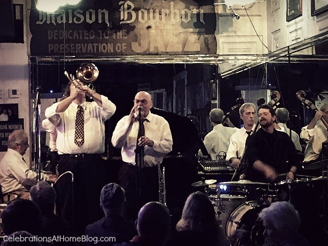 NOLA jazz band