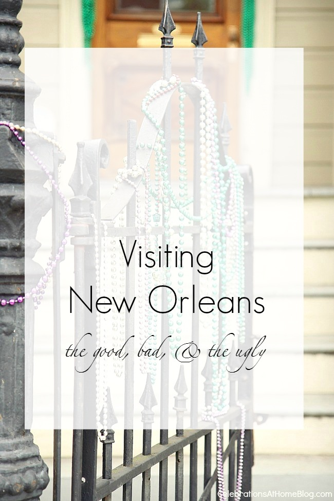 I'm sharing our experience visiting New Orleans, from our fabulous hotel, to some delicious restaurants, and everything in between.