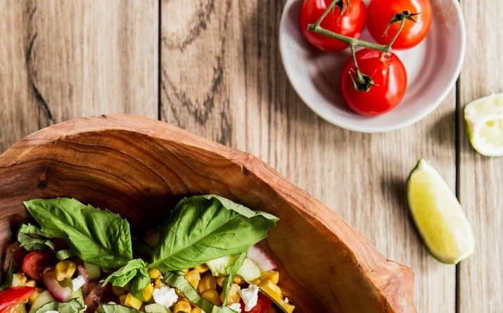 This Easy Corn Salad Recipe is the Perfect Cookout Side Dish