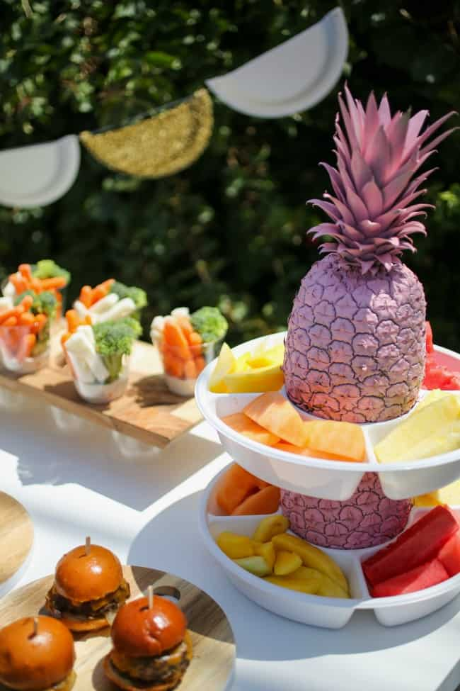Check out these fun pool party ideas for your next summer party.