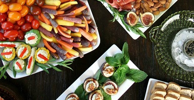 Easy Elegant Hors d'oeuvres