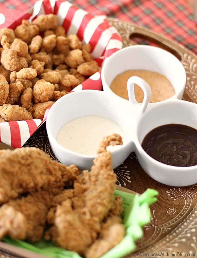 Daytime Christmas Party Ideas For Food