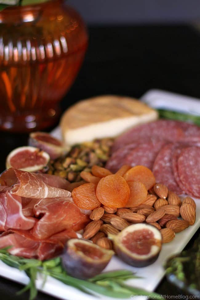 easy elegant hors d'oeuvres & appetizers