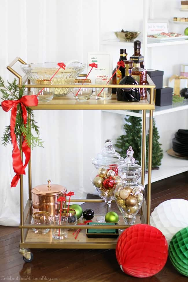 Ideas For Christmas Theme Party