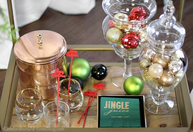 Naughty or nice Christmas party ideas.