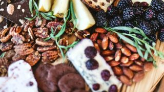 This Chocolate & Cheese Dessert Board Is The Ultimate In Modern Entertaining