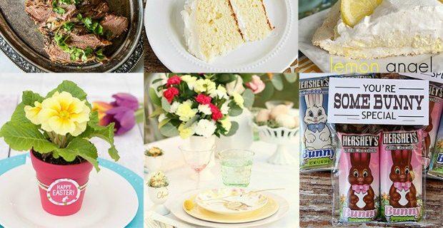 Easter Dinner Plan
