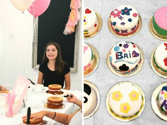 Learn a new skill and get inspired by this cake decorating birthday party from party designer, Jenny Raulli of Bloom Design. Don't miss these pretty details!