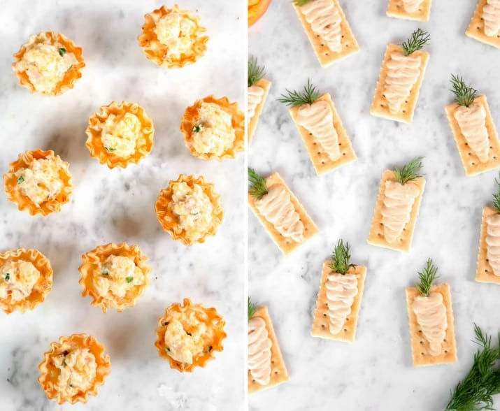brunch appetizers for Easter