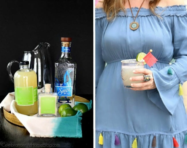 Host a Cinco de Mayo party with stylish tips from Chris Nease of Celebrations At Home blog.