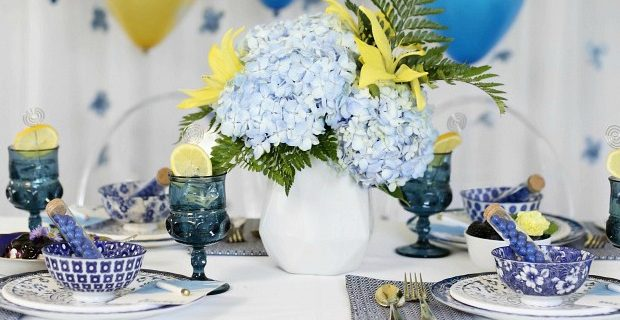Something Blue Bridal Brunch