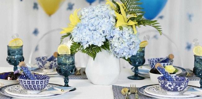 Something Blue Bridal Brunch