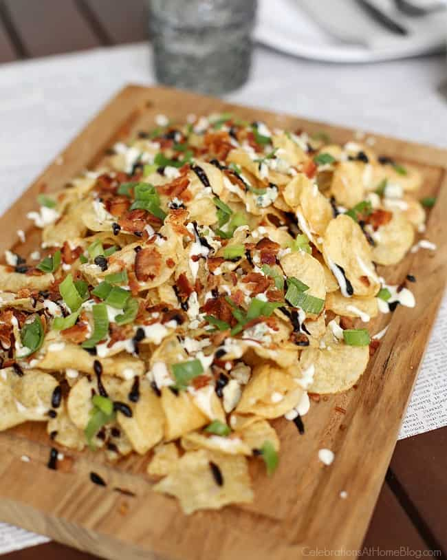 Plan a hot dog roast for summer entertaining with these tips; serve my favorite party style kettle chips.