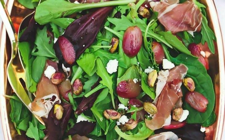 grape salad recipe card