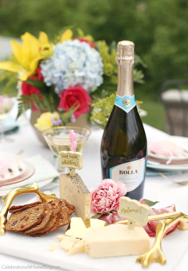 Host A Ladies Luncheon For Bridal Showers Mothers Day