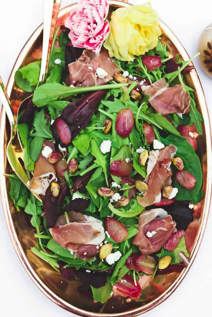 salad recipe for entertaining
