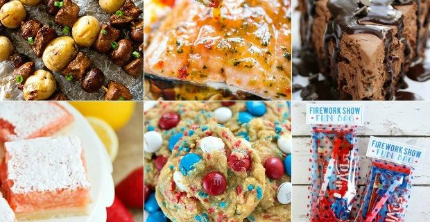 4th of July Meal & Party plan