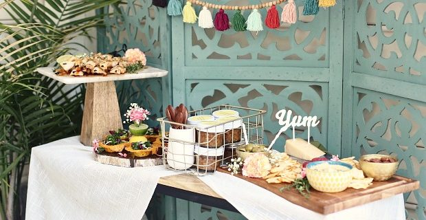 Summer Cocktail Party – Casual BBQ Style!