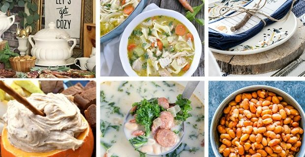 Comfort Food Menu Plan
