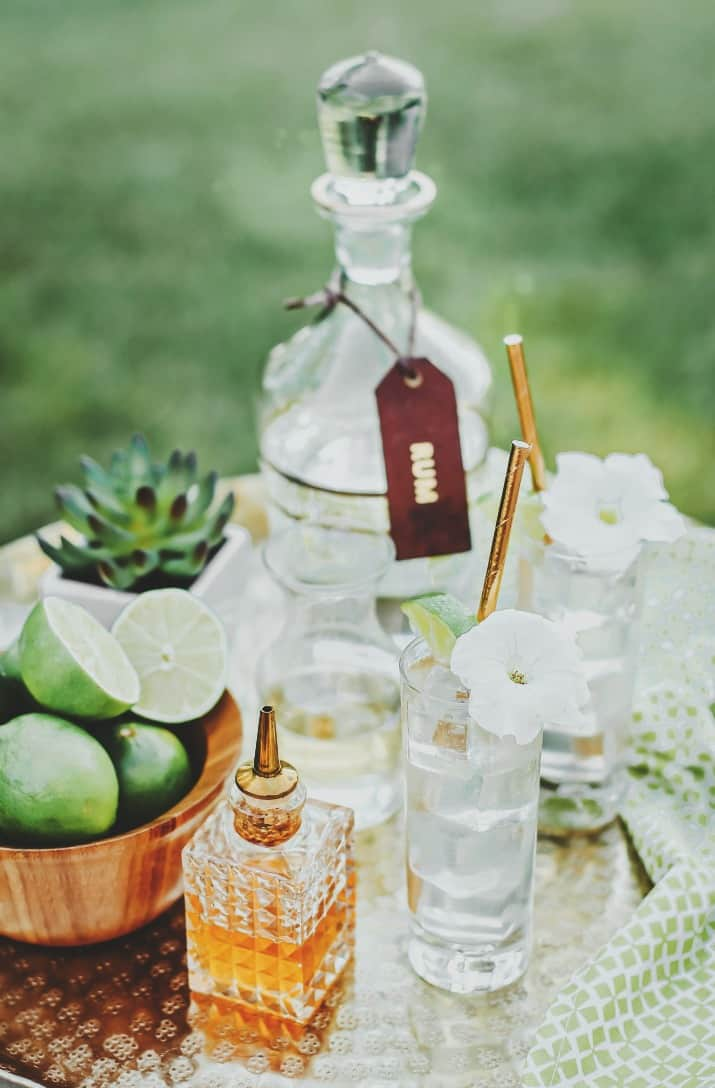white rum mojito cocktail recipe