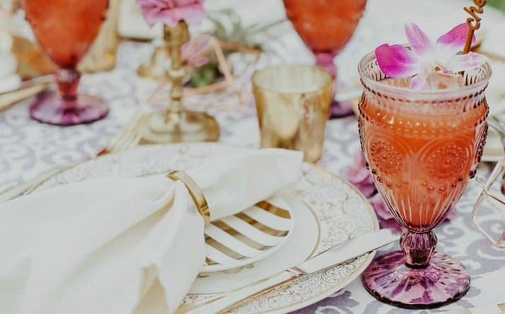 Ladies Get Together Ideas for Birthday or Bridal Luncheon