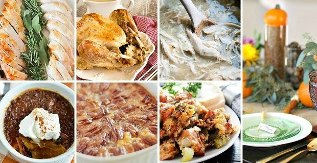 Thanksgiving Meal & Party Plan