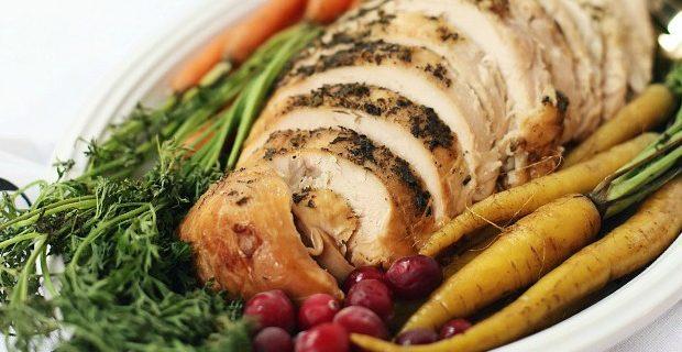 Herbed Slow Cooker Turkey Breast Recipe