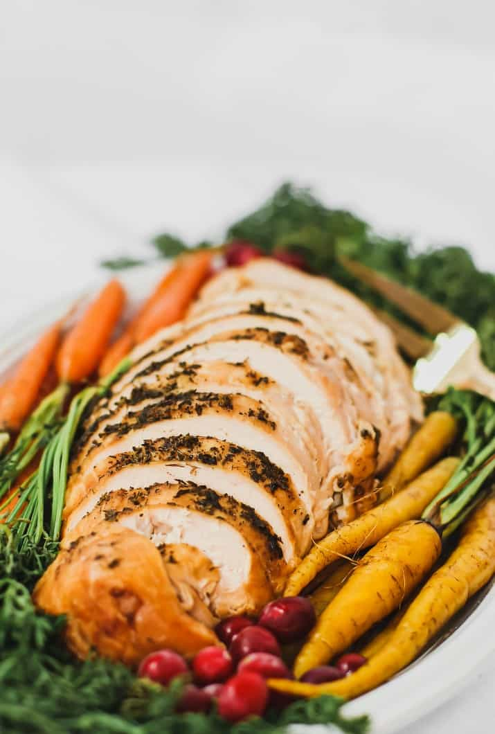Thanksgiving turkey breast recipe