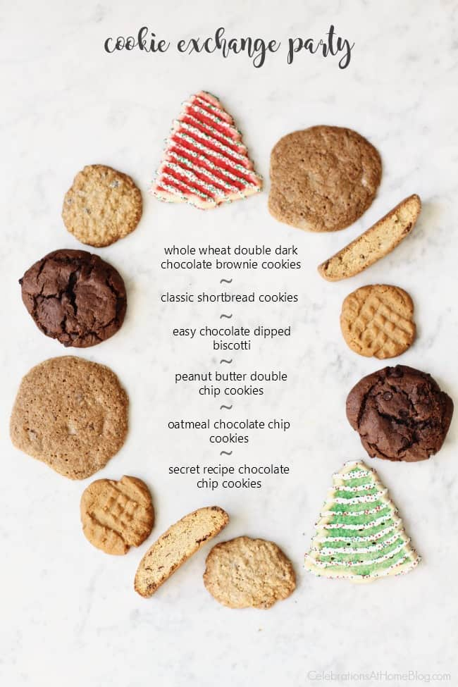 Christmas cookie exchanges are one of my favorite things about the holiday baking season! So many people share their unique cookie recipes that have stories behind them, and it's a baking season filled with nostalgia and good cheer.