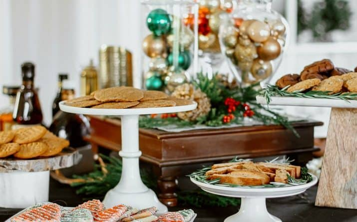 Christmas Cookie Exchange Party Ideas & Recipes