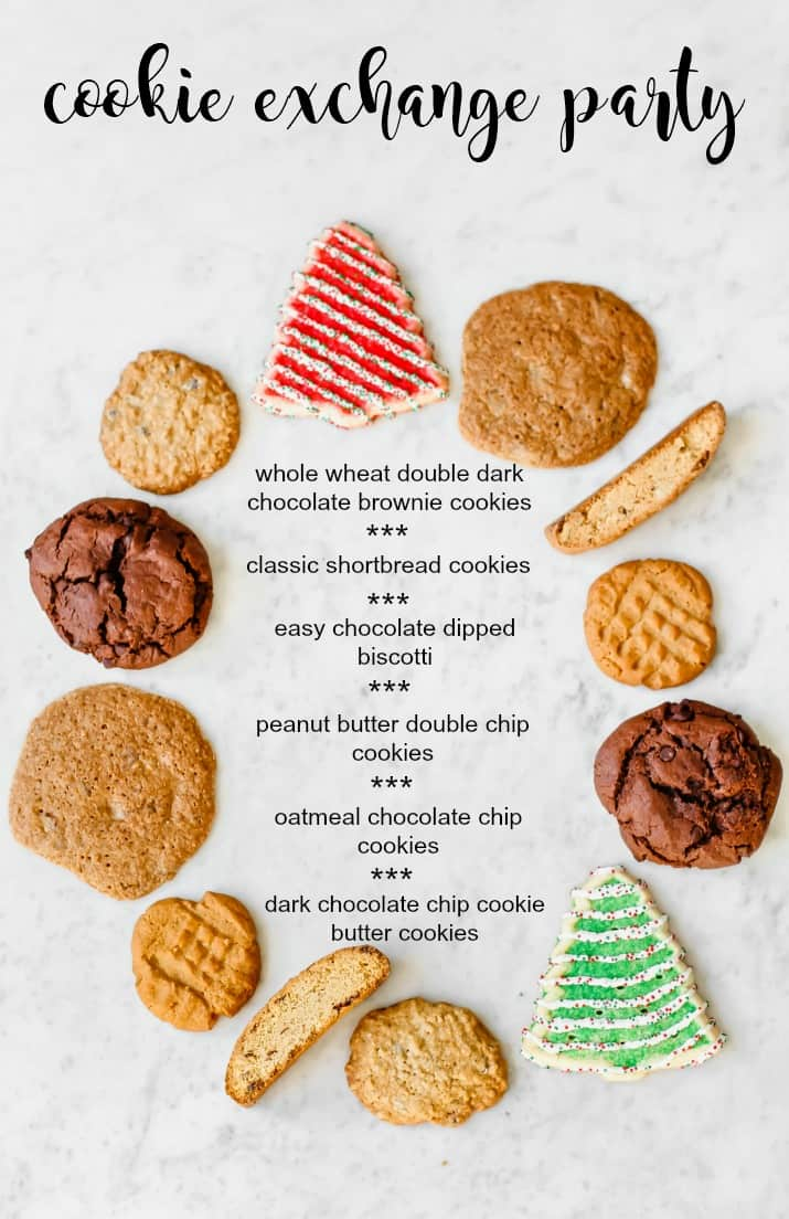 cookie exchange party recipes