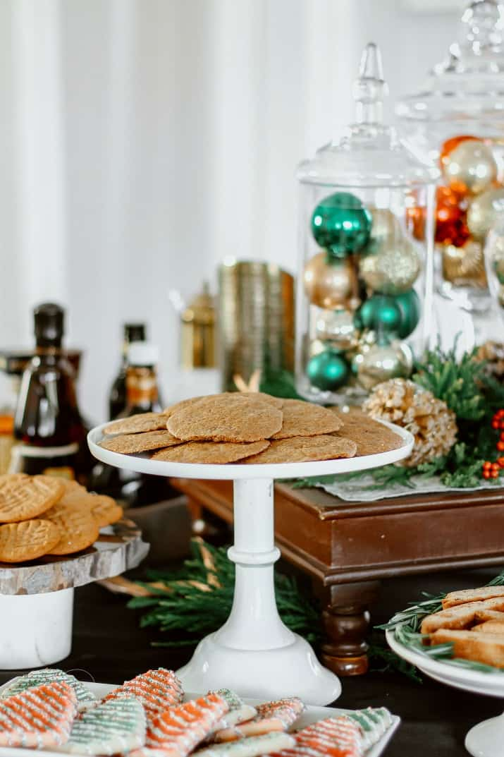Christmas cookie swap party ideas