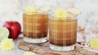 Spiced Apple Pie Cocktail Recipe