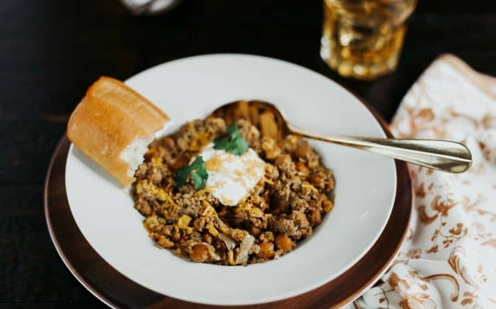 sausage chili slow cooker recipe