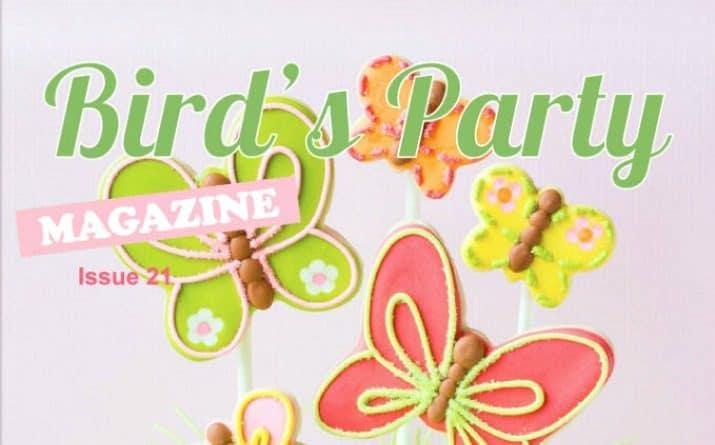Bird's Spring Parties Magazine Online