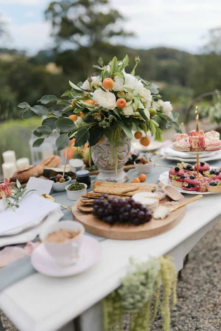 romantic wedding day ideas-tablescape