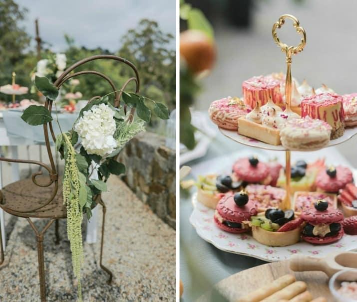 romantic wedding day ideas-pretty decor