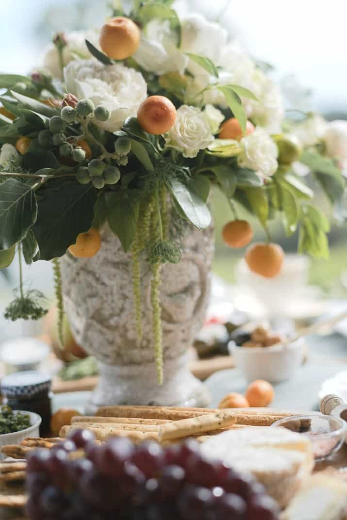 romantic wedding day ideas-centerpiece