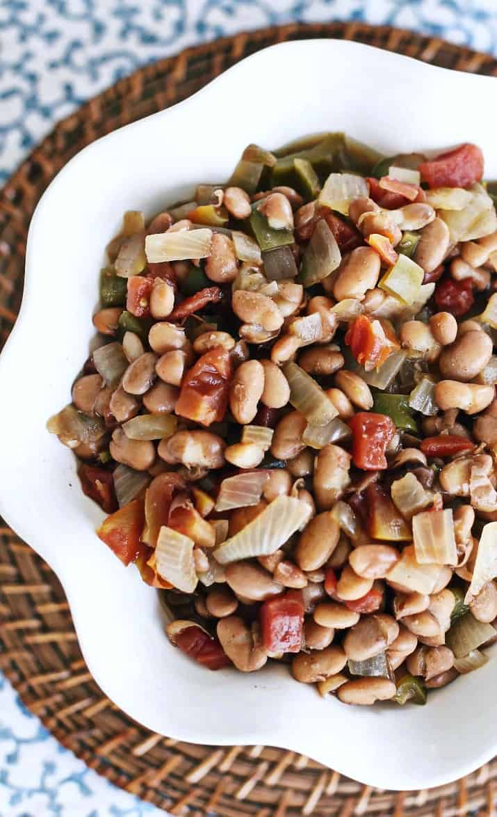how to make spanish pinto beans