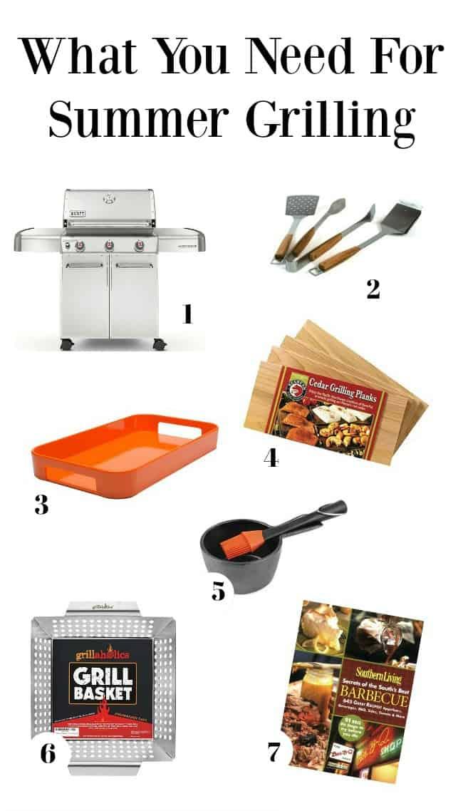 best grilling supplies
