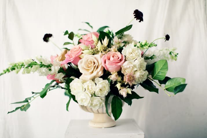 5Ways to Make Your Event Feel Specialincluding beautiful flower arrangements