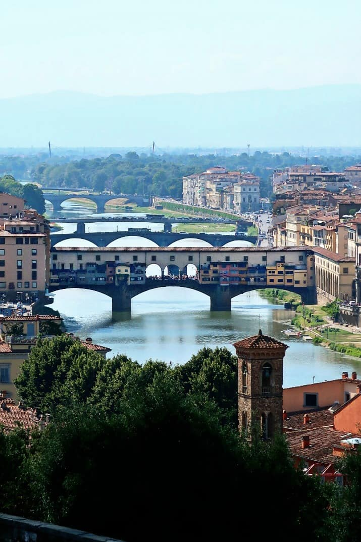 5 Days in Florence, Italy - Ponte Vecchio