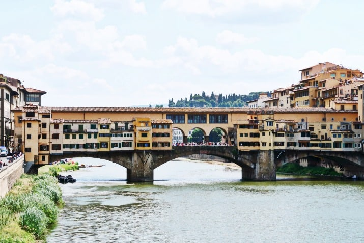 5 Days in Florence - Ponte Vecchio