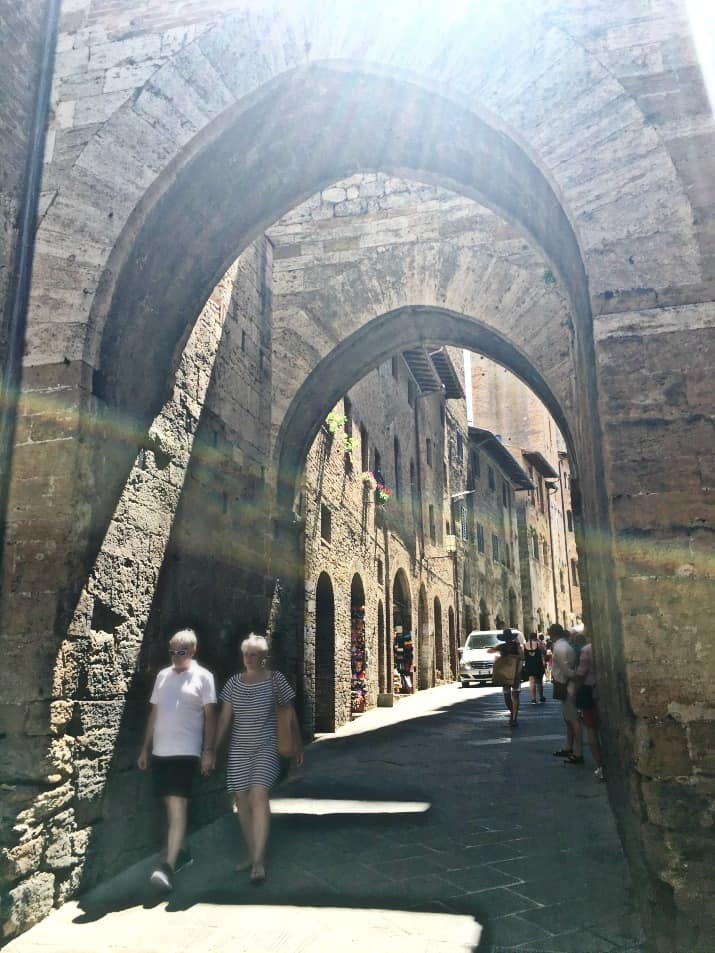 A Day Wine Tasting tour in Tuscany; San Gimignano