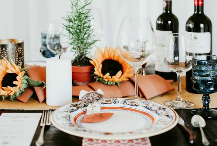 Authentic Italian dinner party Ideas