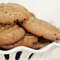 BEST Double Chip Peanut Butter Cookie Recipe