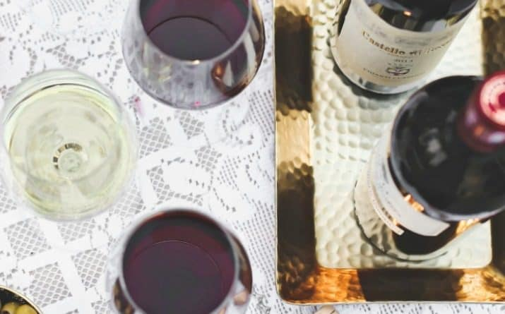 5 basic tips for serving wine for entertaining at home